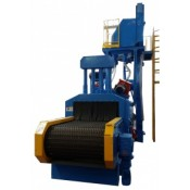 Mesh Belt Shot Blasting Machines